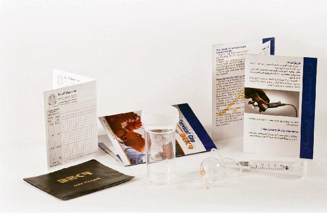 سیمن بلاستر کوچک - متوسط و بزرگ کالا پزشکی ترکش