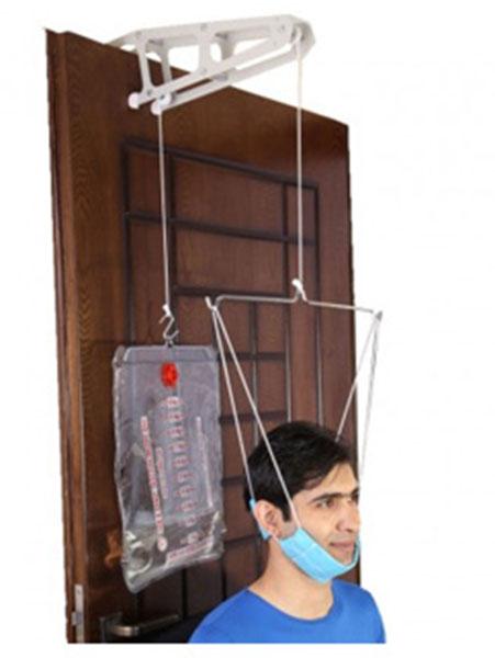 دستگاه کشش گردن در منزل طب و صنعت مدل TEB & SANAT 55100کالا پزشک ترکش