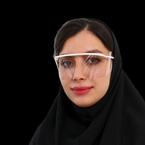 عینک محافظ یکبار مصرف کالا پزشکی ترکش